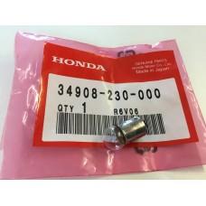 Honda xl125 cl70 ct70 cl70h bulb, 6v 1.7w speedometer 34908-230-000