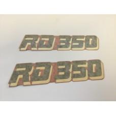 """Yamaha """"rd350"""" decal 1984 31k-2839h-00"""