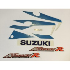 Suzuki ay50 katana r decals 68130-35e40
