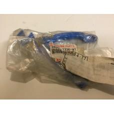Kawasaki kdx125sr right hand blue footrest holder 34003-1336-w1